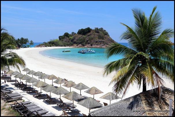 Malaysia's Laguna Redang Island Resort