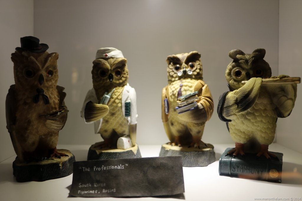 The owl museum penang hill malaysia 443