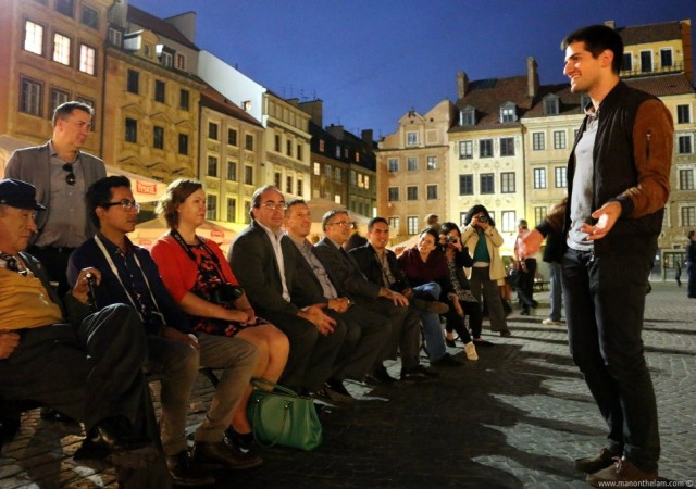 A Walking Tour of Warsaw, Poland The beauty of taking a guided walking tour in any city is not only seeing the major sites up close, but also in uncovering the secret history that may be not be so readily apparent.  On my recent trip to Poland, our guide Kuba...