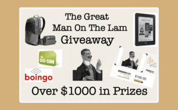 New Year, New Look, Big Giveaway (over $1000 in Prizes!)