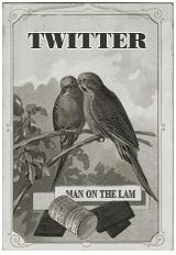 vintage twitter birds 1920s social media icon manonthelam