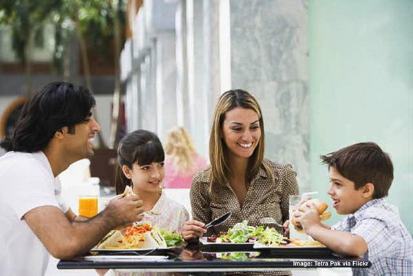 Kid friendly restaurants in Melbourne