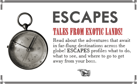 Man On The Lam About Escapes Category