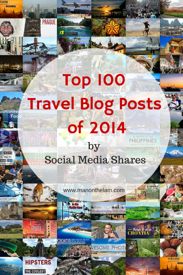 top 100 travel blog posts of 2014