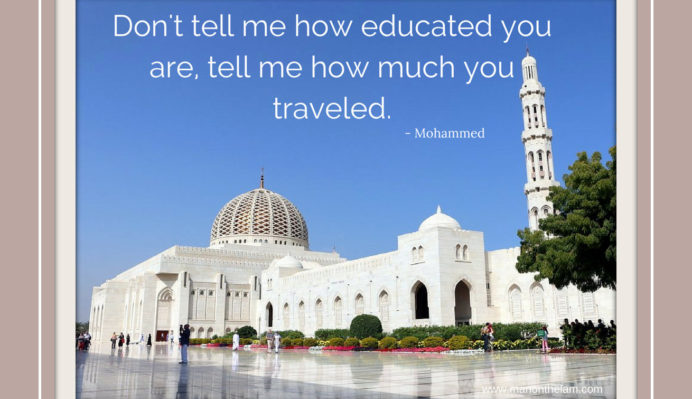 7 Inspiring (but Completely Fake) Famous Travel Quotes -- plus 2 that were almost never famous at all