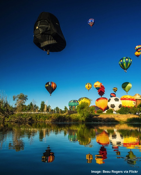 5 Quirky Events in Nevada