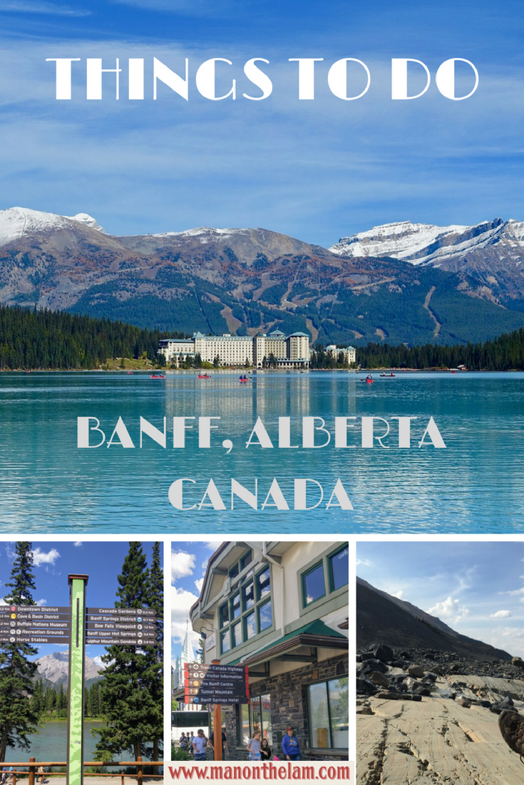 33 things to do in banff, alberta | hikes, nature, attractions